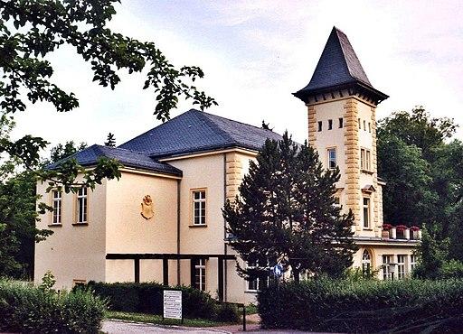 Kreischa Rathaus (1) 2006 06 27