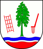 Coat of arms of the municipality of Krempermoor