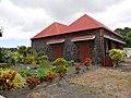 Kreolisches Haus in L'Entre-Deux, La Réunion, Frankreich, Europa.jpg