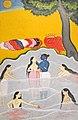 Krishna et les Gopî (musée Guimet, Paris) (10883789414).jpg