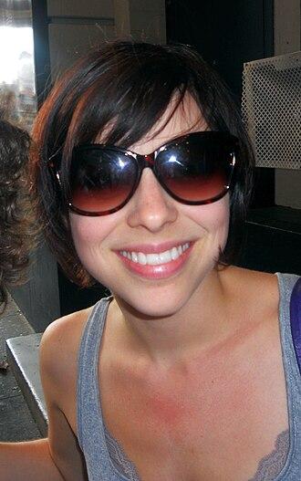 Krysta Rodriguez - Rodriguez in July 2010