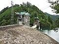 Kuchisubo Dam and lake.jpg