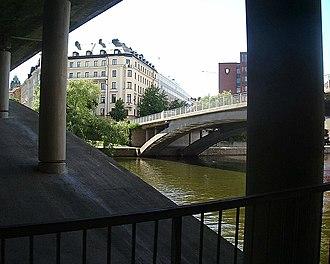 Kungsbron - Image: Kungsbron 070615 E