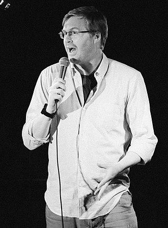 Kurt Braunohler - Braunohler performing in 2013