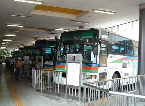 Kusatsu-Onsen Bus Station