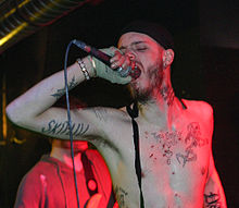 Kvarforth in Vienna, Austria (2007).jpg