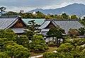 Kyoto Nijo-jo Blick auf den Honmaru-goten-Palast 8.jpg