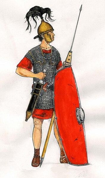 Fichier:Légionnaire romain.JPG