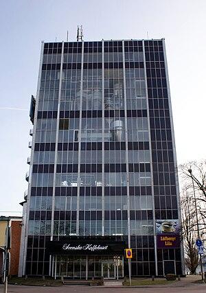 Löfbergs - Löfbergs building.