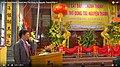 Lễ cắt băng khánh thành nhà thờ dòng tộc Nguyễn Thành ở thôn Cổ Đăng, xã Tân Liên, huyện Vĩnh Bảo, thành phố Hải Phòng.jpg