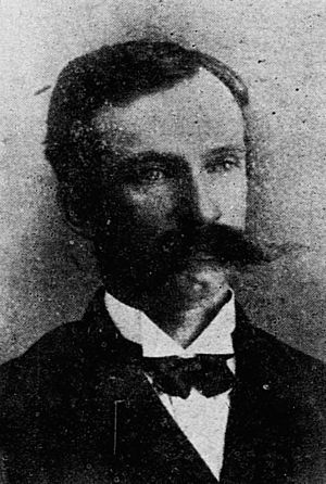 David Dwight Baldwin - Lincoln Mansfield Baldwin