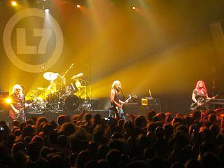 L7 (band) Band