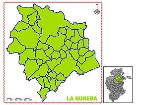 La Bureba - Image: LA BUREBA