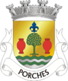 Coat of arms of Porches