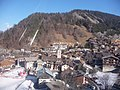 La Clusaz - Vue depuis la telecabine de la Patinoire - Patrick Nouhailler - panoramio.jpg