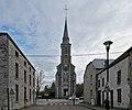 La Grande Traversée de la Forêt du Pays de Chimay (DSC 0685) Église Notre-Dame de l'Assomption in Olloy-sur-Viroin, Belgium.jpg