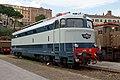La Spezia - Museo nazionale trasporti - locomotiva E.444.001 - 25-10-2008.jpg