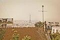 La Torre Eiffel desde Montmartre, Paris 2011.jpg