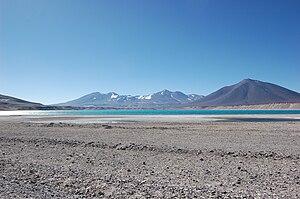 Atacama Region - Image: Laguna Verde Atacama 2