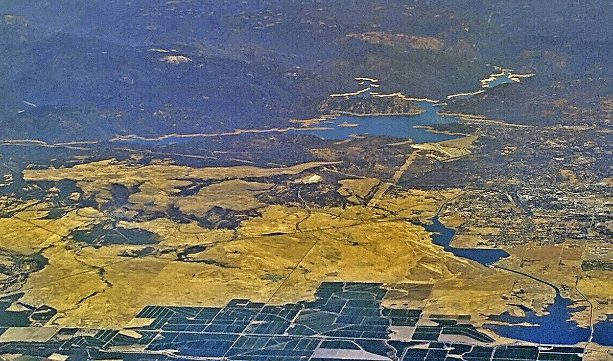 Lake Oroville State Recreation Area - Wikipedia