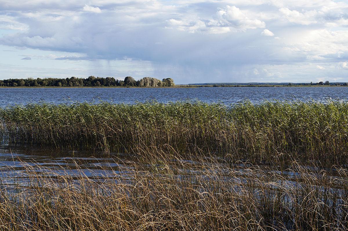 Рыбалка на озере сервечь