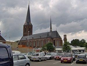 Hengelo - Image: Lambertusbasiliek Hengelo