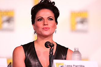 Lana Parrilla - Parrilla in 2012