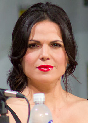 Lana Parrilla - Parrilla at the 2014 Comic-Con International