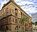 Land Administration Building, George Street façade, Brisbane.jpg