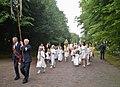 Laren NH Sint Jansprocessie 2017 bruidjes.jpg
