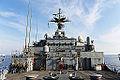 Laser Weapon System aboard USS Ponce (AFSB(I)-15) in November 2014 (03).JPG