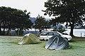 Late October camping at Invercoe campsite - geograph.org.uk - 747494.jpg