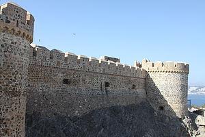Castillo de San Miguel (Almuñécar) - Castillo de San Miguel