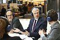 Latvian part press photos- Citizens' Corner debate on EU citizens and their digital rights (16334015062).jpg