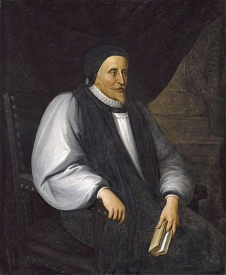 Bishop of Winchester - Image: Launcelot Andrews (1555 1626), English School circa 1660