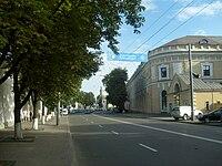 Lavrskaya Street, Kiev.JPG