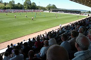Forest Green Rovers F.C. - The New Lawn