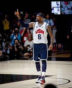 2445250b7259 List of 40-plus point games by LeBron James - Wikipedia