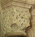 Le Bourg - Eglise - Chapiteau de l'abside.JPG
