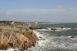 Le Croisic - La côte sauvage