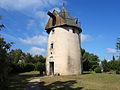 Le moulin à vent du pech Granat à Saint-Chels - Lot - Septembre 2014 - 01.jpg