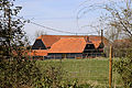 Leaden Roding - barn north from church.jpg