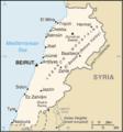 Lebanon-CIA WFB Map (2004).png