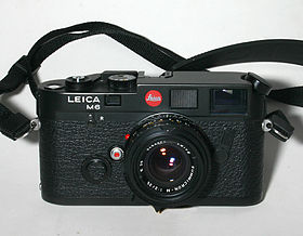Image illustrative de l'article Leica M6