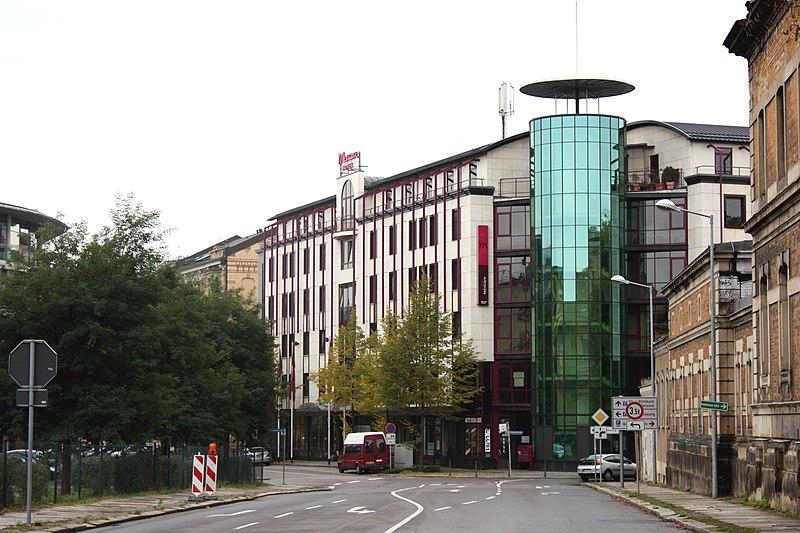 Mercure Hotel Leipzig Johannisplatz