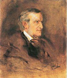 Porträt von Franz von Lenbach, um 1882/83 (Lenbachhaus, München) (Quelle: Wikimedia)