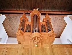 Lenningen-Brucken, Evangelische Kirche, Orgel (16).jpg