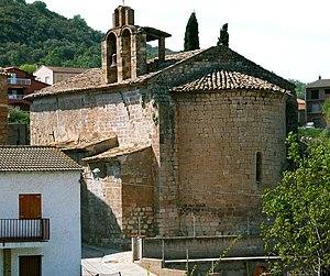 Les Avellanes i Santa Linya - St. Mary's church, les Avellanes