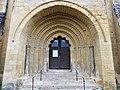 Les Eyzies-de-Tayac Tayac église portail.jpg