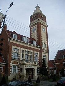Lesquin - Mairie.JPG